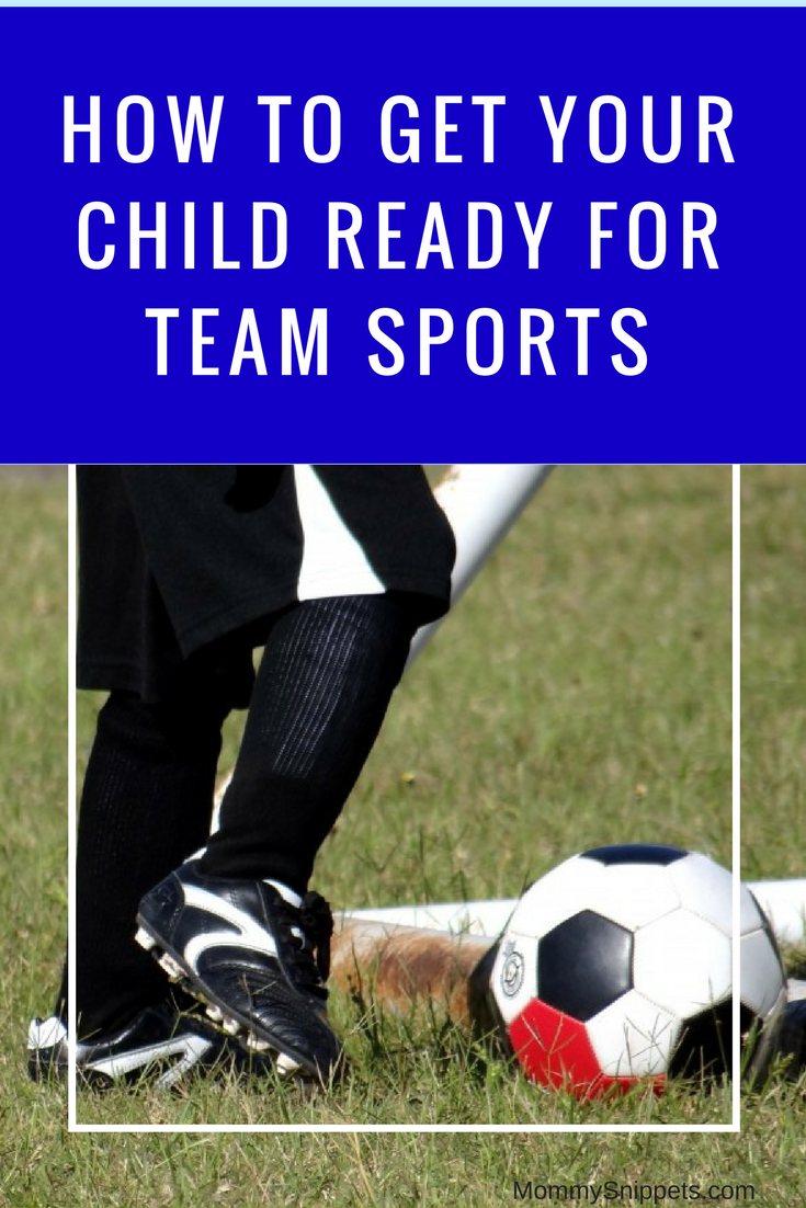 How to get your Child ready for Team Sports - MommySnippets.com #tripleplay #anthemcares #greatfutures #IC #ad