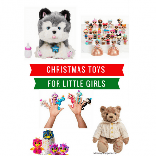 Christmas toys any little girl will love to get