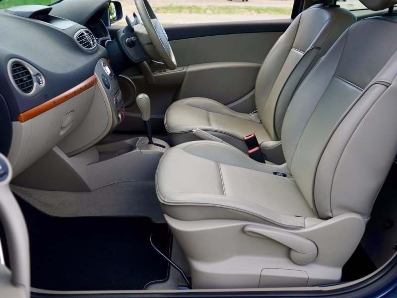 Cloth vs Leather Seats