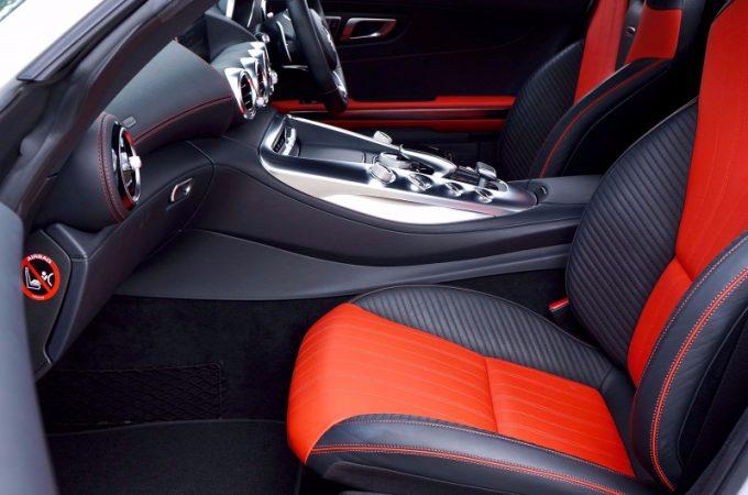 Steam Cloth Seats In Car