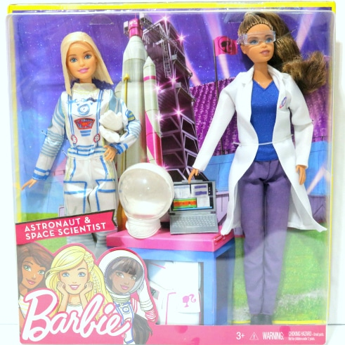 astronaut and space scientist barbie - photo #11