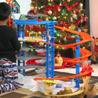 The ultimate Christmas gift for a child who loves cars