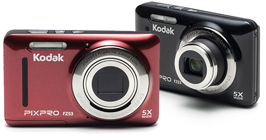 Start a love for photography with the KODAK PIXPRO FZ53 (+ Giveaway)