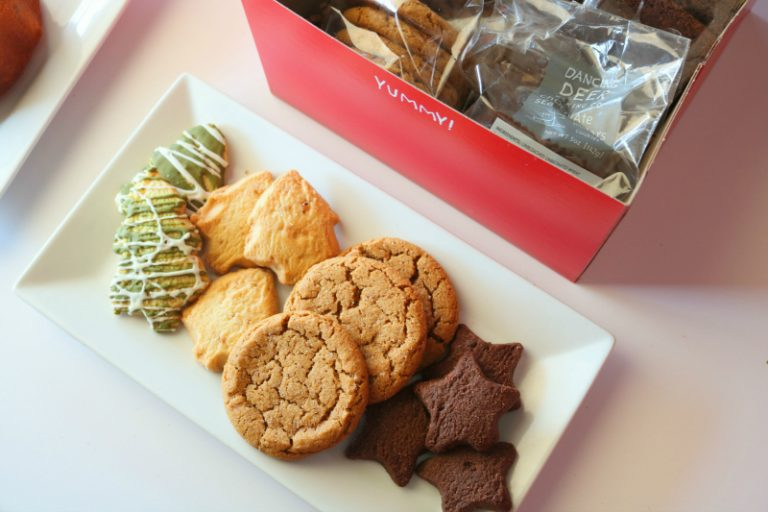 Celebrate with baked treats delivered to your doorstep