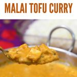 The easy way to make an authentic, delicious, Malai Tofu Curry on MommySnippets.com #sponsored #MoriNuSilkenTofu #HowDoYouTofu #MoriNuTofuRecipes #EatTofu #LoveTofu #Tofulover #TofuRecipes #GotTofu