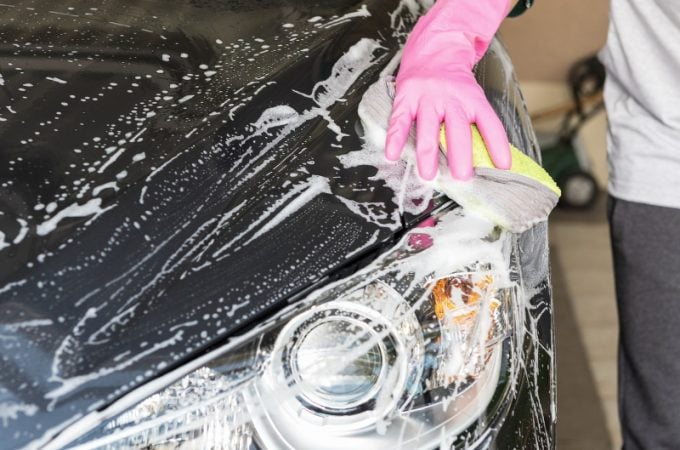 Spring Cleaning Your Car in An Hour or Less