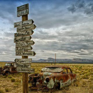 Best Summer Road Trip Idea: Drive Historic Route 66