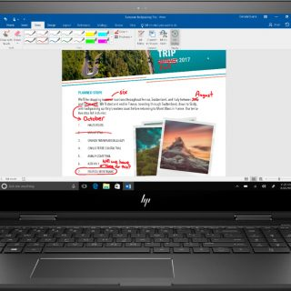 Go back to school with the HP Envy x360 Laptop