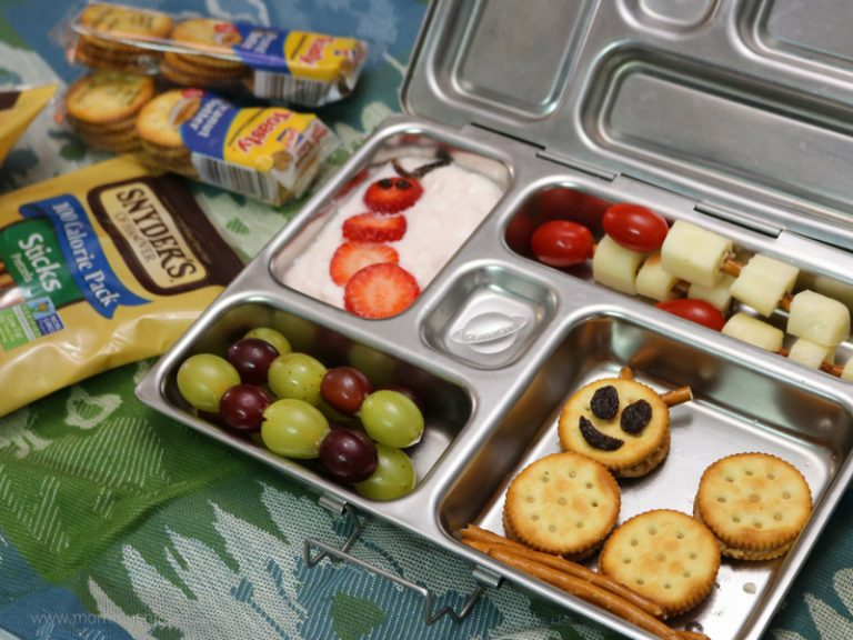 One way you can make lunch at school fun for your child