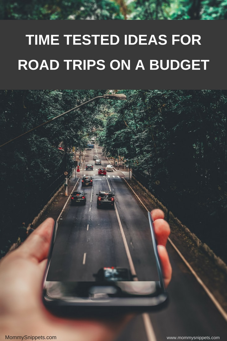 Time Tested Ideas for Road Trips on a Budget_ MommySnippets.com
