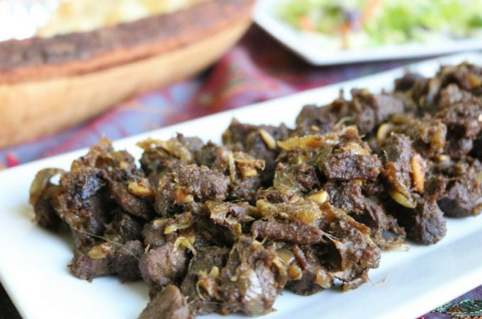 An authentic South Indian Beef Fry recipe you can't resist.