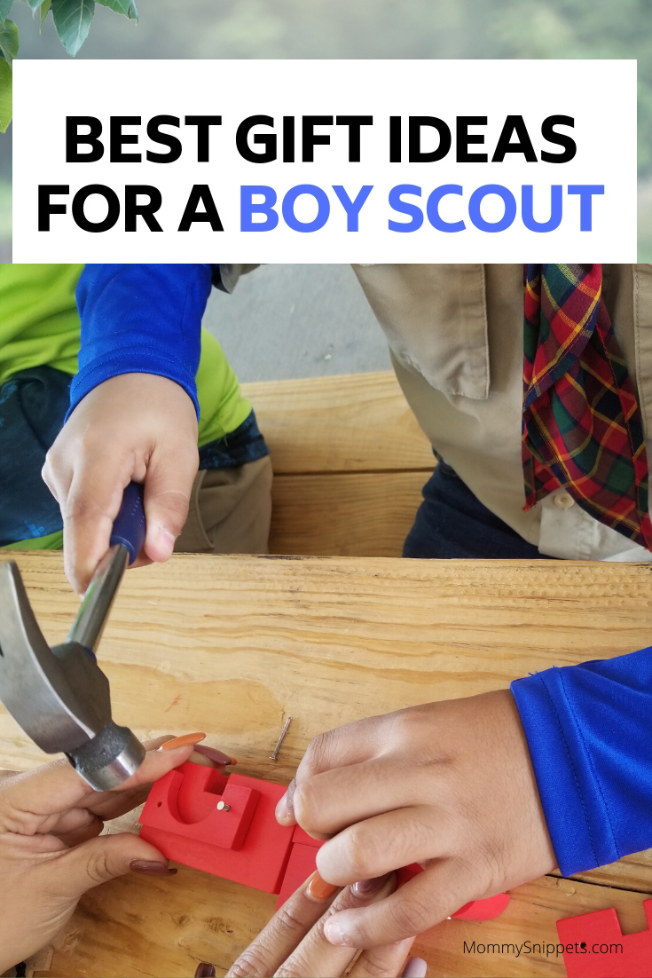 Best Gift Ideas For A Boy Scout - MommySnippets.com