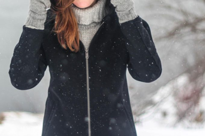 The best stylish winter layering tips for women