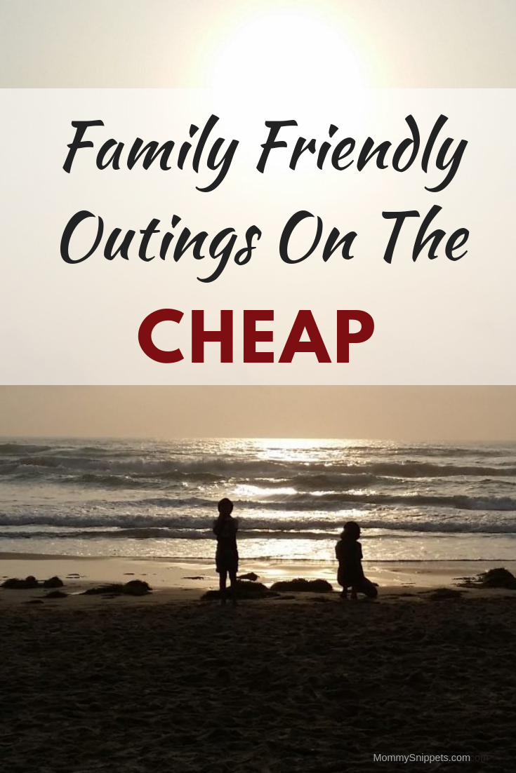Family Friendly Outings On The Cheap- MommySnippets.com #sponsored