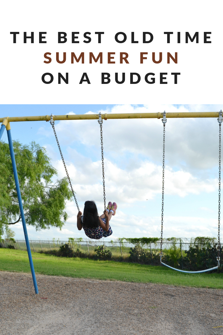 The Best Old Time Summer Fun On A Budget- MommySnippets.com #sponsored