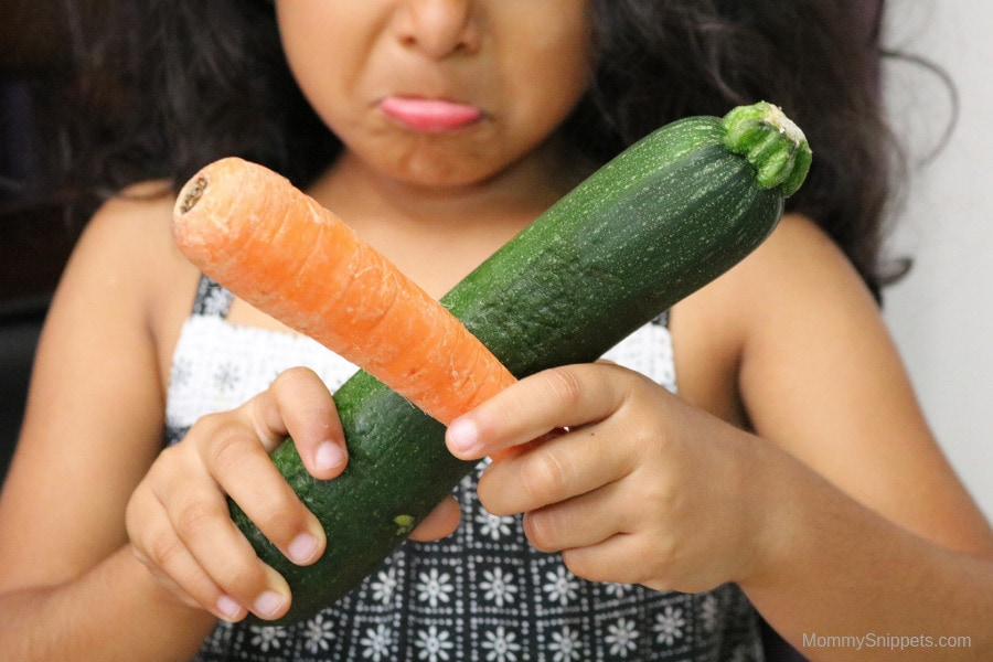 no veggies