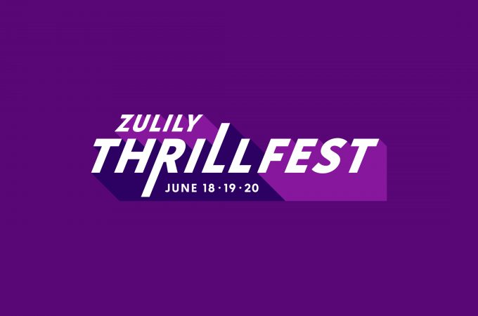 The big savings event Zulily Thrill Fest begins today!