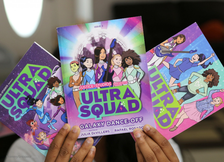 The 3rd and final book in the Ultra Squad series is here!