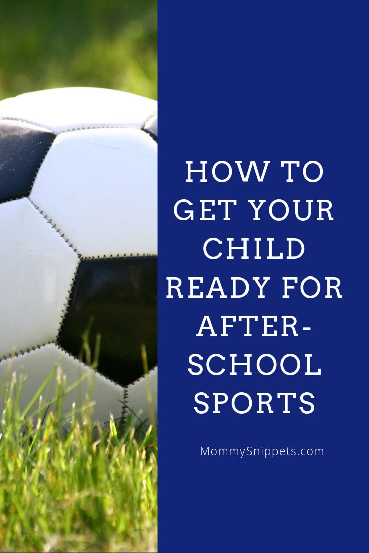 HOW TO GET YOUR CHILD READY FOR AFTER-SCHOOL SPORTS- MommySnippets.com #MakeYourMix @CircleKStores #ad
