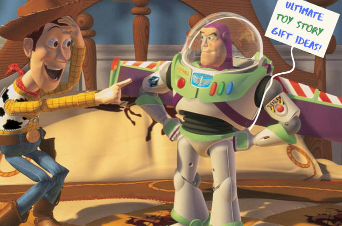 The best gift guide for Toy Story fans (+ A Toy Story 4 Digital Movie Code Giveaway- 2 winners)