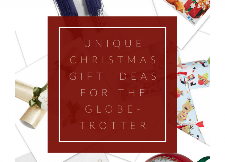 Simple But Unique Christmas Gift Ideas for the Globetrotter