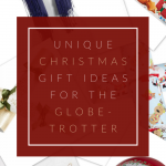 Simple But Unique Christmas Gift Ideas for the Globetrotter (+ A GOLDEN CHRISTMAS CRACKER TREASURE HUNT)