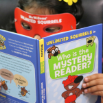"Mo Willems latest book ""Unlimited Squirrels : Who is the Mystery Reader?"" is here!"