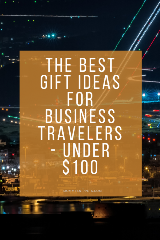 The Best Gift Ideas for Business Travelers - Under $100 - MommySnippets.com @BestBuy @jlabaudio #findyourgo #ad
