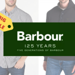 Save BIG on select men's Barbour clothing at Macy's