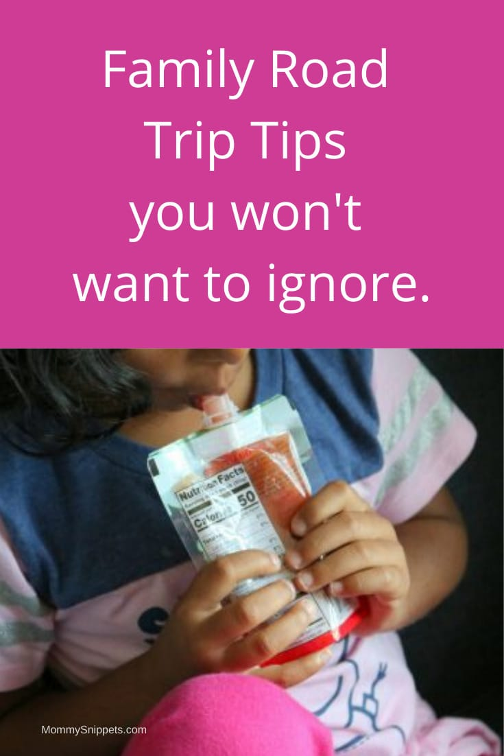 Family Road Trip Tips you won't want to ignore- MommySnippets.com #sponsored