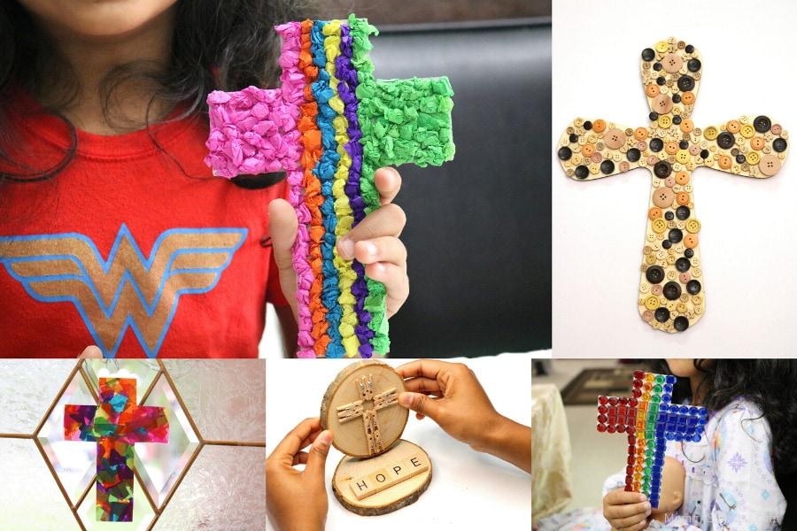 Faith-inspired crafts