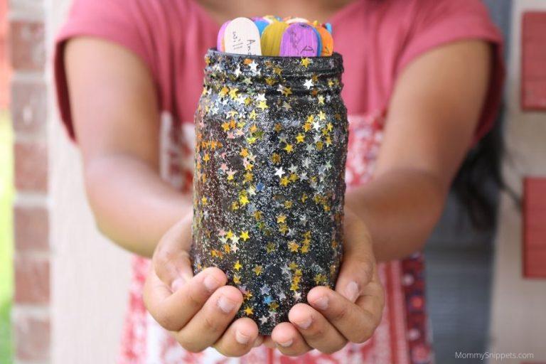 DIY Graduation Gift: An Inspirational Promise Jar