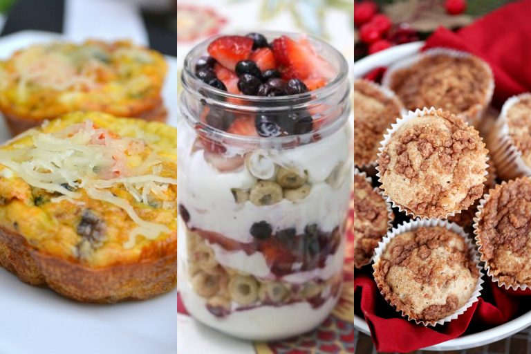 50 Easy 20 Minute Breakfast Recipes You Will Love!