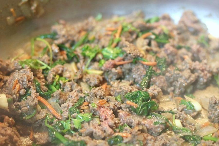 Stuffed Green Pepper Recipe