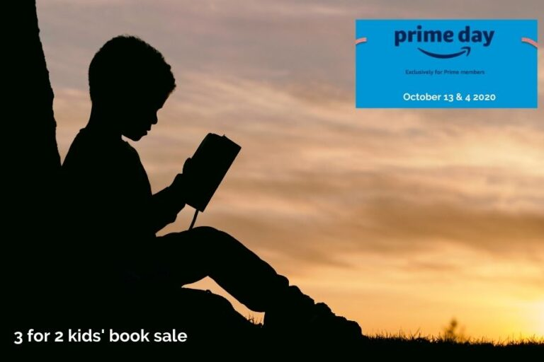 Don't Miss the Big Amazon 3 for 2 Book Sale- Stock up Your Child's Library