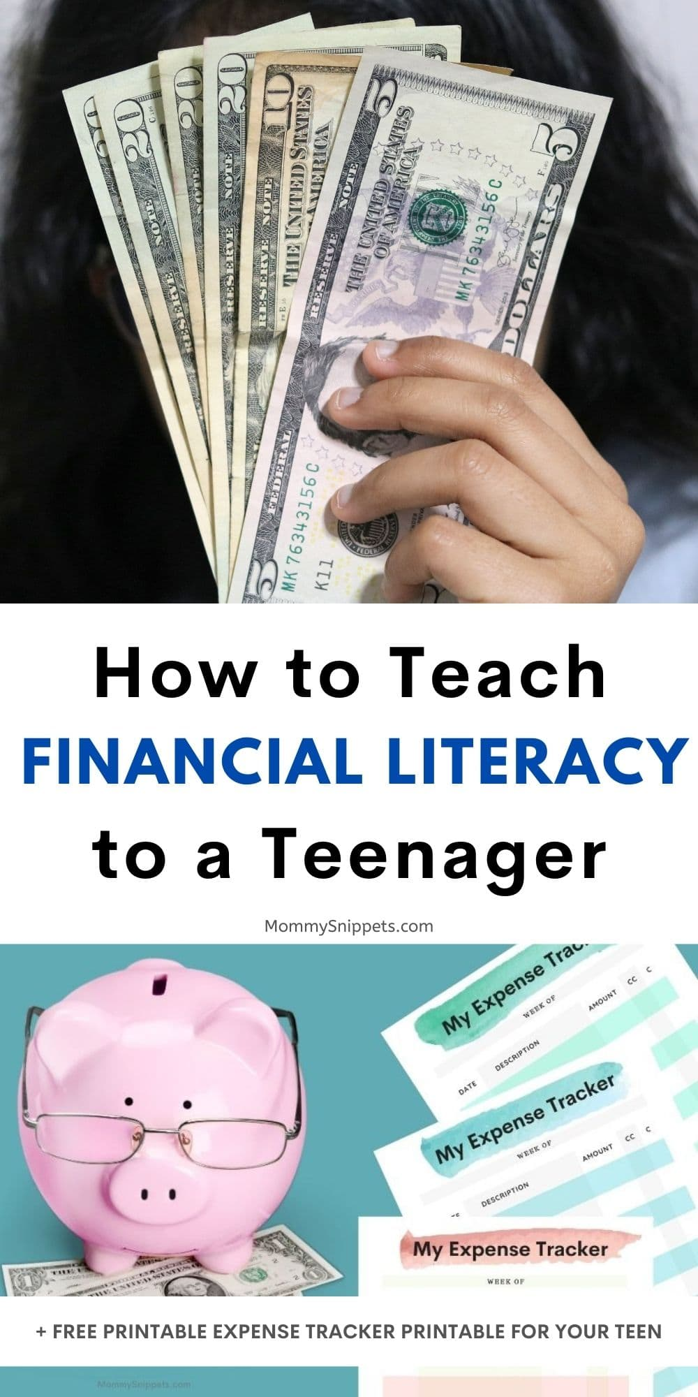 How to Teach Financial Literacy to a Teenager