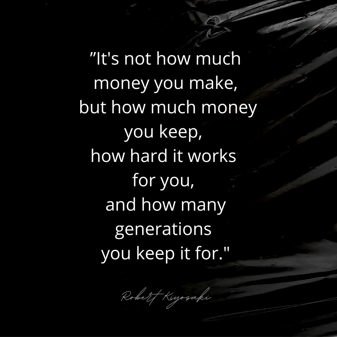 financial literacy quote