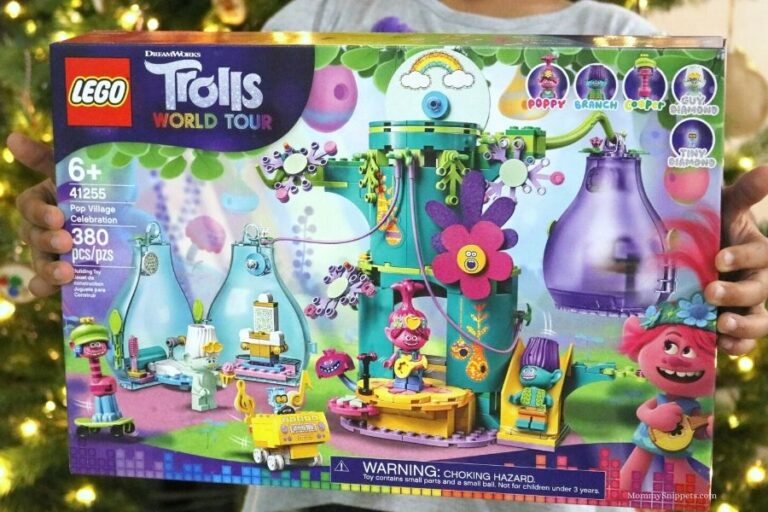 Fun Gift Ideas for Fans of the Trolls World Tour Movie