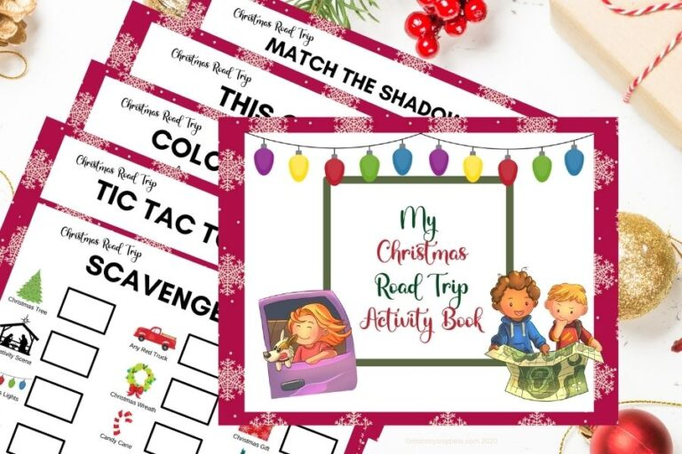 The Best Christmas Road Trip Activities for Kids