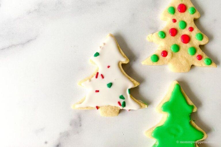 How to Make Easy No Spread Sugar Cookies
