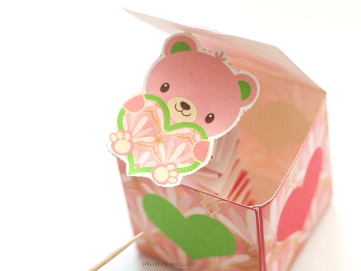 Easy Pop-Up Valentine's Day Craft
