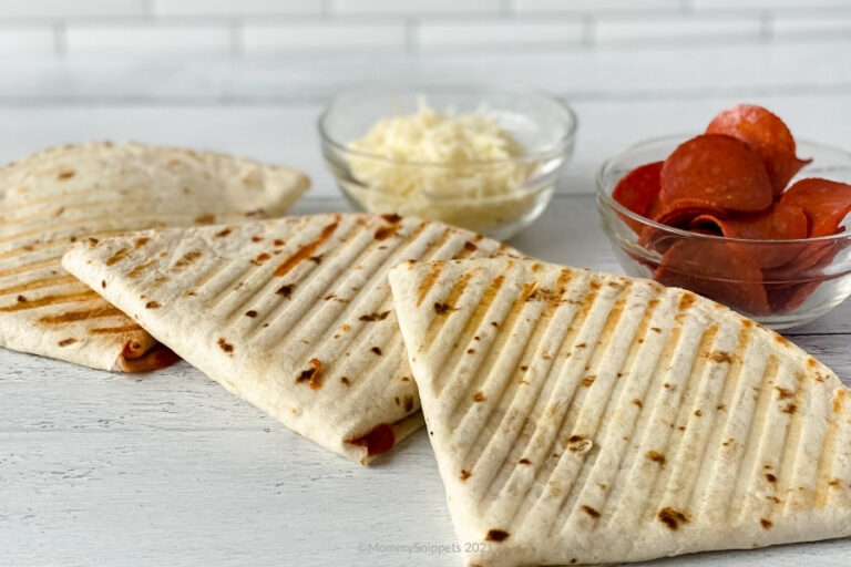 How to Make Easy Pizza Tortilla Wraps for a Quick Meal