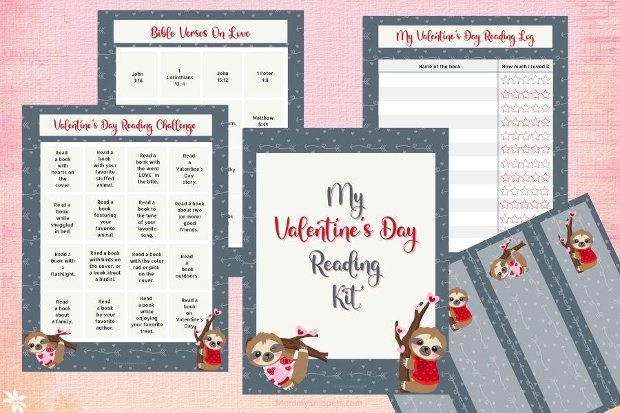 Valentine Reading Challenge