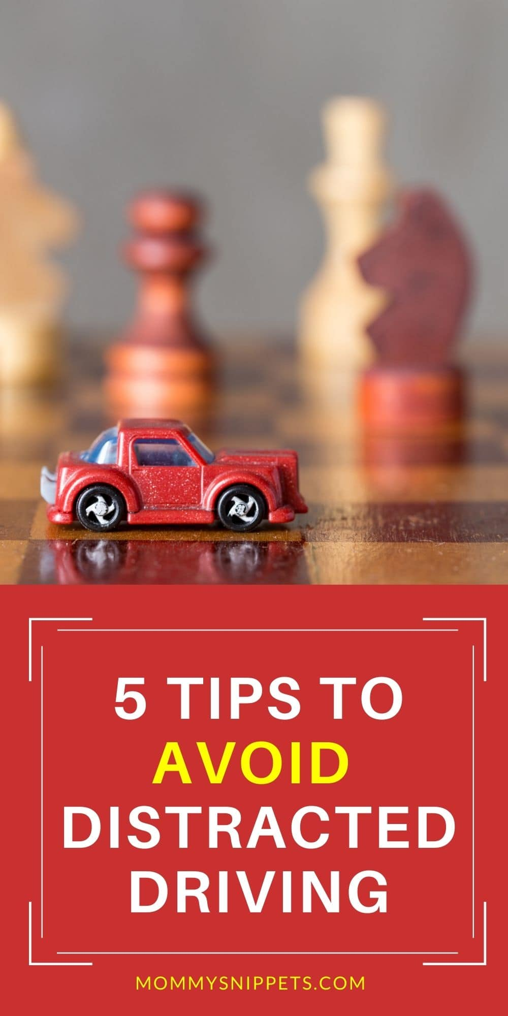 Driving with Kids - 5 Ways to Avoid Distracted Driving