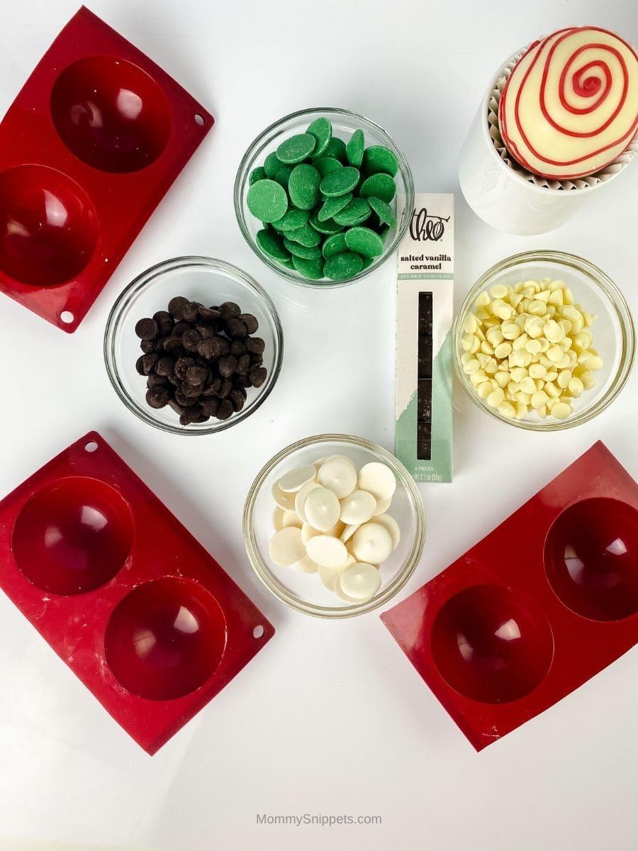 How to Make Hot Chocolate Bombs