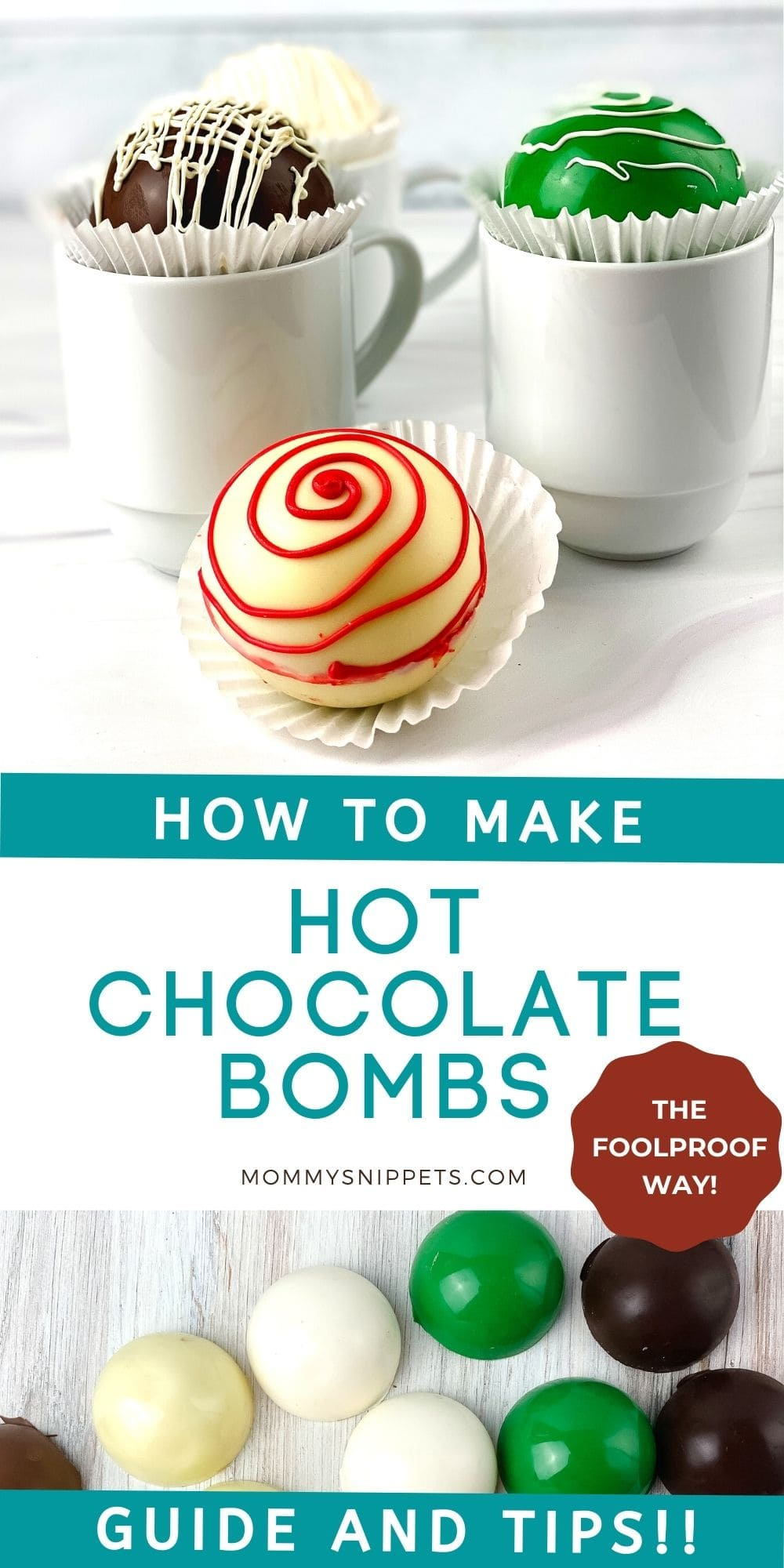 How to Make Hot Chocolate Bombs the Foolproof Way