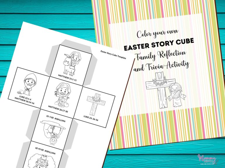The Fun Easter Story for Kids Game Every Family Should Play (Free Printable)