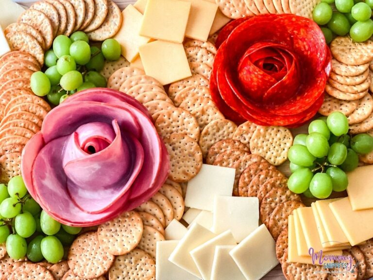 How to Wow Your Guests With Meat Roses for Your Charcuterie Board!