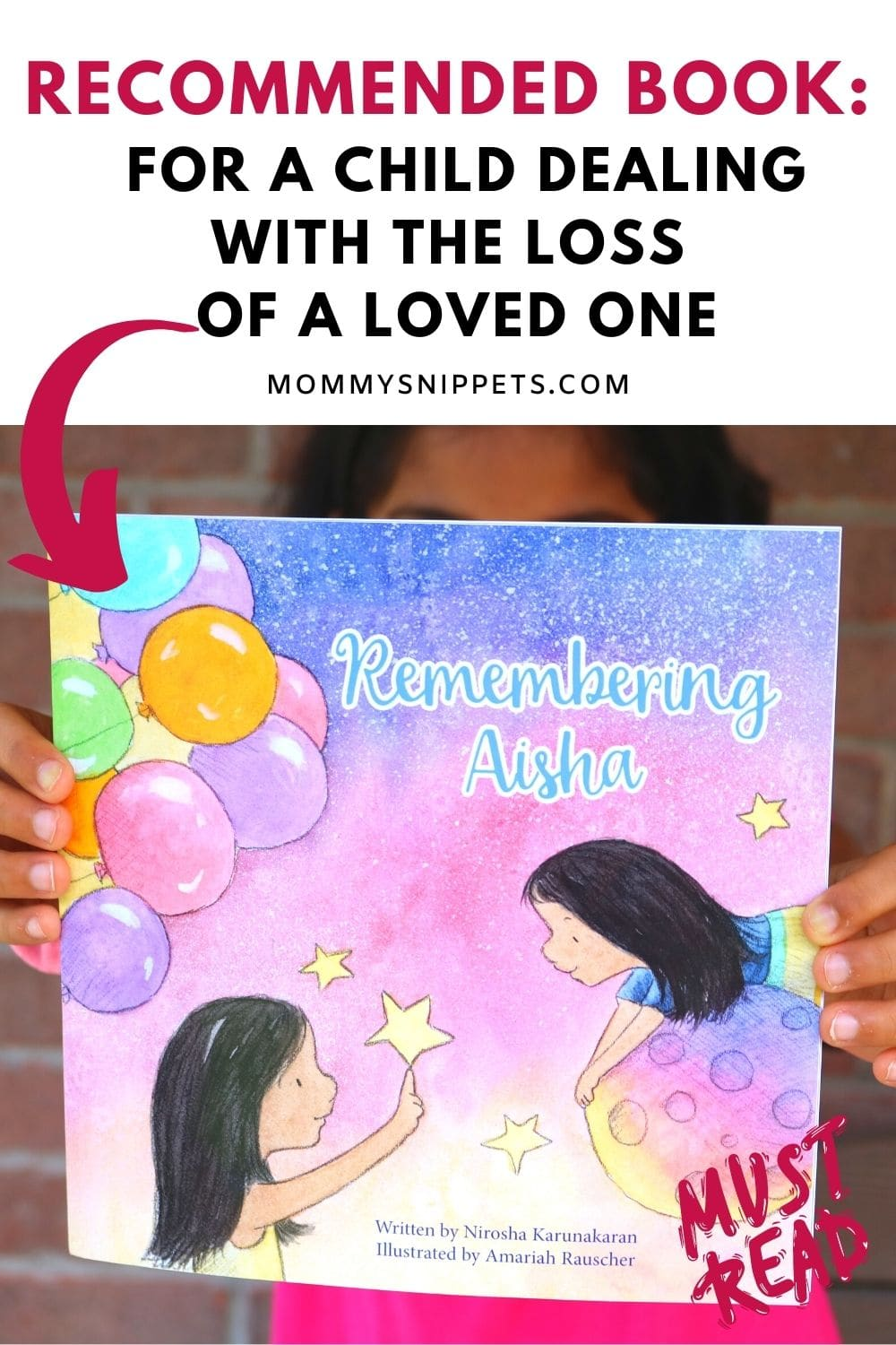 A Comforting Book to Help a Child Deal With the Loss of a Loved One Remembering Aisha (3)
