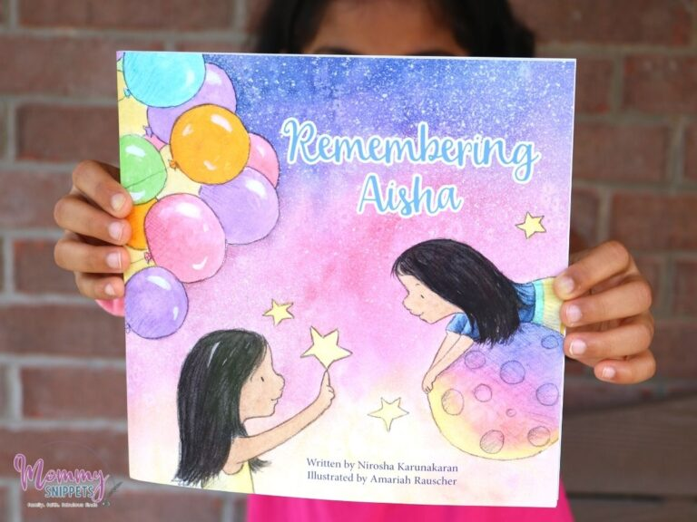 Must-Read Book to Help a Child Deal With the Loss of a Loved One: Remembering Aisha